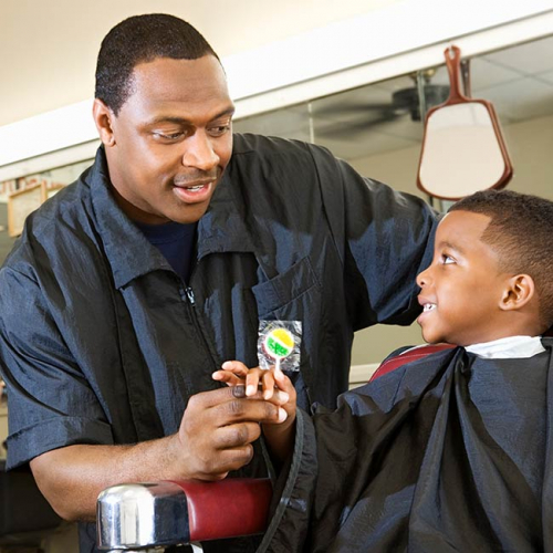 Barbers and Beauty Shops
